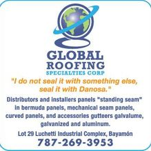 Global Roofing Corp.